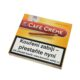 Doutníky Cafe Creme Original, 10ks-Doutníky Cafe Creme Original. Cigarillos jsou balené po 10 doutníčkách v papírové krabičce. Délka 75mm, průměr 8,5mm. Balení: 10 ks krabiček.