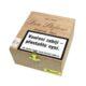 Doutníky Don Stefano Mini Brazil Original, 50ks-Doutníky Don Stefano Mini Brazil Original vyrobené v Německu. Doutníky jsou dodávané v dřevěné krabičce po 50 ks. Odběr po celém balení.  Délka: 81 mm Průměr: 7 mm Typ doutníku dle skladování: doutníky suché