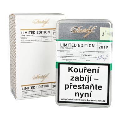 Dýmkový tabák Davidoff Limited Edition 2019, 100g(3993)