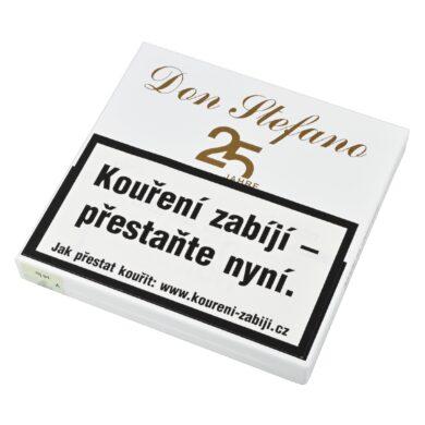 Doutníky Don Stefano Senorita Sumatra 25 years LE, 10ks(7002510)