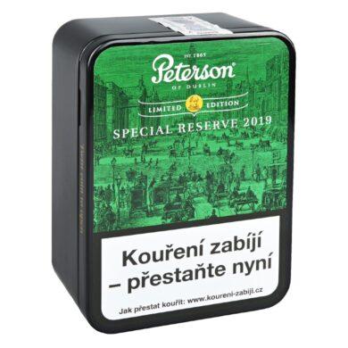 Dýmkový tabák Peterson Special Reserve 2019, 100g(02797)