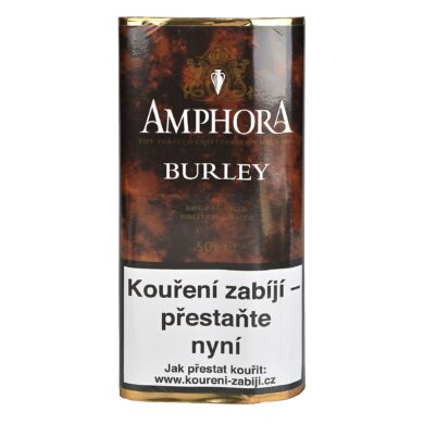 Dýmkový tabák Amphora Burley, 50g(00022)
