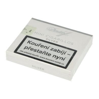 Doutníky Davidoff Mini Cigarillos Silver, 20ks(5983555)