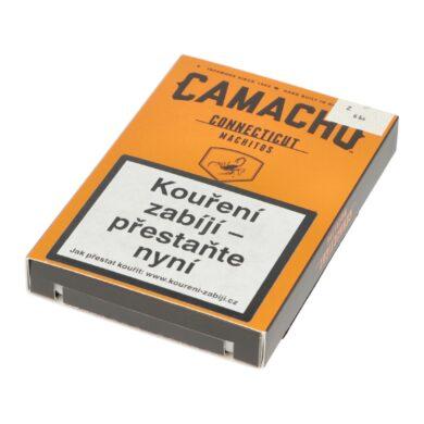 Doutníky Camacho Connecticut Machitos Pack, 6ks(6905555)
