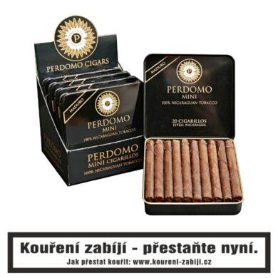 Doutníky Perdomo Mini Cigarillos Maduro, 20ks(UPB1573)