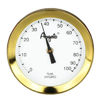 Vlhkoměr Angelo s magnetem, 52mm(92122)