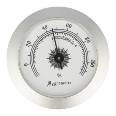 Vlhkoměr kulatý, 50mm(09104)