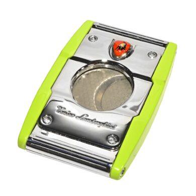 Doutníkový ořezávač Lamborghini Precisione, zelený(91303)