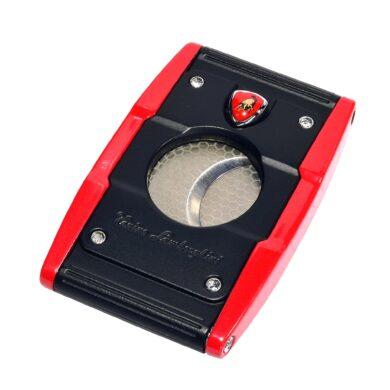 Doutníkový ořezávač Lamborghini Precisione, černo-červený(913110)