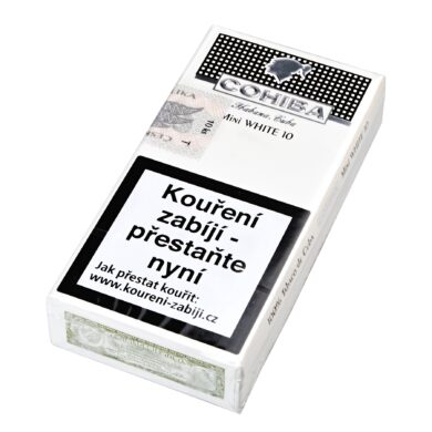 Doutníky Cohiba Mini White, 10ks(K 228)