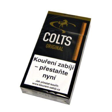 Doutníky Colts Original, 10ks(102361106T)