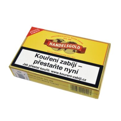 Doutníky Handelsgold No.100, 10ks(100240111)