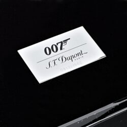 Zapalovač S.T. Dupont Ligne 2 James Bond 007 Palladium, LE 1962(261669)
