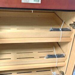 Humidor na doutníky Angelo Brown skříňový(920006)