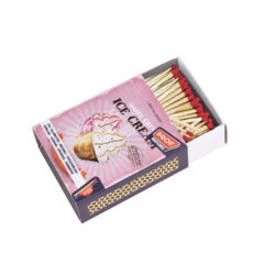 Zápalky Prof Chef II, 55mm-Zápalky Prof Chef II. Klasické zápalky pro domácnost pro zapalování sporáků, svíček, cigaret. Krabička obsahuje 100 ks zápalek. Délka zápalky 5,5 cm. Prodej po celém balení 4 ks. Cena uvedená za 1 ks (krabičku).