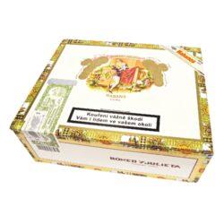 Doutníky Romeo y Julieta No.1 A/T, 25ks-Kubánské doutníky Romeo y Julieta No.1 A/T. Balené po 25 ks. Délka: 140mm, průměr: 16mm. Odběr po celém balení.