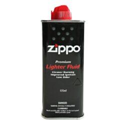 Benzín Zippo 3141 Fluid 125ml-Originální benzín do benzínových zapalovačů Zippo. Objem balení 125 ml.