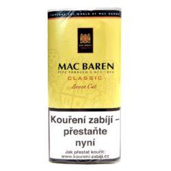 Dýmkový tabák Mac Baren Vanilla Cream, 50g-Velmi kvalitní a oblíbený dýmkový tabák Mac Baren. Směs z vybraných druhů zralého tabáku Virginie a jemného černého Cavendishe s velmi příjemným vanilkovým aroma a sladkou chutí. Balení pouch 50g.