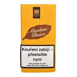 Dýmkový tabák Mac Baren Aromatic Choice, 40g-Dýmkový tabák Mac Baren Aromatic Choice. Směs zlatých virginských, výběrového Cavendishe a Burley tabáků vyniká jemnou chutí, neštípe na jazyku a při kouření má velmi jemné a příjemné aroma. Balení pouch 40g.