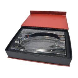 Doutníkový popelník křišťálový, Palio(42411X)