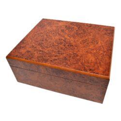 Doutníkový Humidor Set hnědý(82059)
