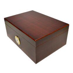 Humidor na doutníky Červenohnědý 50D, stolní(920510)