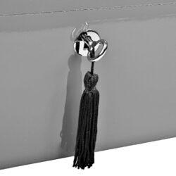 Humidor na doutníky Villa Spa světle šedý(7001)