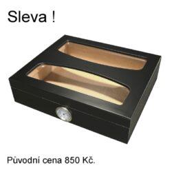 Humidor na doutníky Černý SZ(09477)