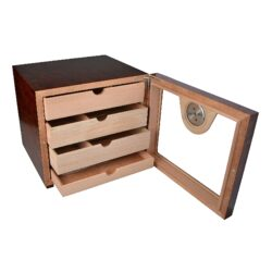 Humidor na doutníky Cabinett hnědý(920660)