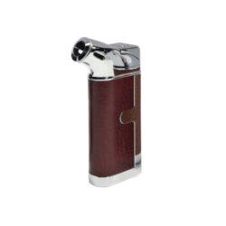 Dýmkový zapalovač Twinlite Clerk-Dýmkový zapalovač. Zapalovač je plnitelný. Výška 6,5cm. Cena je uvedena za 1 ks. Před odesláním objednávky uveďte číslo barevného provedení do poznámky.
