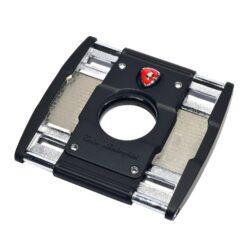 Doutníkový ořezávač Lamborghini Precisione, černo-černý(913120)