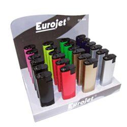 Zapalovač Eurojet Metall Mix(260520)