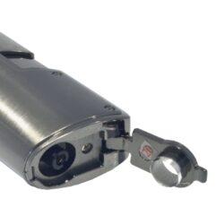 Doutníkový zapalovač Winjet Fortuna, gunmetal(221560)