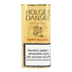 Dýmkový tabák Holger Danske Mango and Vanilla, 40g-Kvalitní a oblíbený dýmkový tabák Holger Danske Mango and Vanilla. Balení 40g.