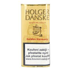 Dýmkový tabák Holger Danske Mango and Vanilla, 40g-Dýmkový tabák Holger Danske Mango and Vanilla. Jemnější ovocná tabáková směs, kterou tvoří virginské tabáky spolu s Burley tabákem. Tabáky Virginia se nechají dobře vyzrát, následně se lehce opraží a smíchají s Burley. Celá směs je pak dochucena vanilkou a mangem. Balení pouch 40g.