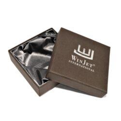 Doutníkový zapalovač Winjet Carouge, stříbrný(221510)