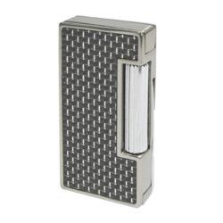 Dýmkový Zapalovač Winjet Buchs, žíhaný-Dýmkový kamínkový zapalovač. Obsahuje integrované dusátko. Dýmkový zapalovač je plnitelný. Výška 6,5 cm.
