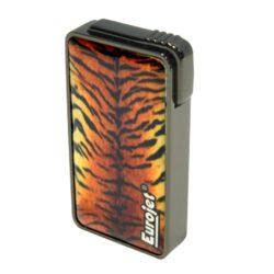 Zapalovač Eurojet Animal, gunmetal-Žhavící zapalovač. Zapalovač je plnitelný. Výška 6,2cm. Žhavící zapalovač je dodáván v dárkové krabičce.