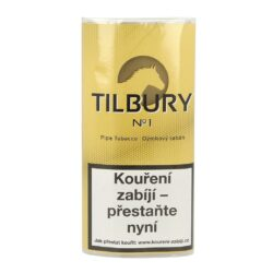 Dýmkový tabák Tilbury Sweet Vanilla, 40g-Dýmkový tabák Tilbury Sweet Vanilla. Středně silná tabáková směs z vybraných druhů tabáků Virginia a Burley. Směs je ochucená příjemným vanilkovým aroma. Balení pouch 40g.