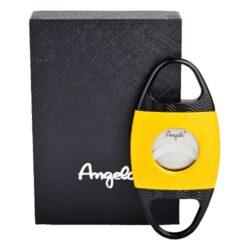 Doutníkový ořezávač Angelo 50000, černožlutý(50000.1)
